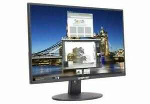 Sceptre E205W-16003R 20 inch Widescreen LED Monitor with Built in Speakers