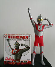 "DX 18"" Ultraman 2004 Super Sofubi Figure Banpresto Tsuburaya Anime Manga"