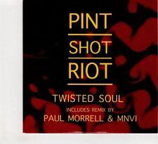 (HC785) Pint Shot Riot, Twisted Soul - 2011 CD