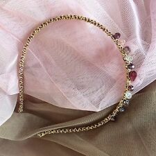NEW Beautiful beaded headband Wedding Bridesmaid Prom Flower girl Hair Accessory