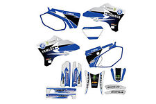 Yamaha WR450F-250F 2005 2006 graphic kit decals stickers mxgraphics wrf