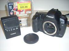 Canon EOS 5D Mark II 21.1 MP Digital SLR Camera - Black (Body Only) - Full Frame