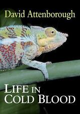 Life in Cold Blood, Attenborough, David, New Book