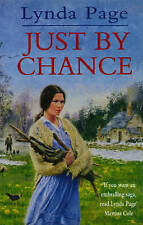 """AS NEW"" Page, Lynda, Just By Chance: An engrossing saga of friendship, drama an"