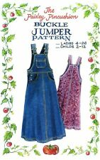 Buckle Jumper pattern LA sz by Paisley Pincushion