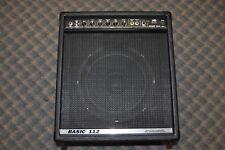 Peavey Basic 112 Bass Amp Amplifier 50 watt Super Clean & Loud With Zero Hum!!