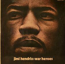 """JIMI HENDRIX - WAR HEROES 12"""" LP (M245)"""