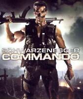 COMMANDO NEW BLU-RAY