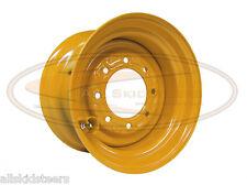 Case 975x165 Skid Steer Wheel Rim Fits Tire Size 12x165 Loader Lug Nut