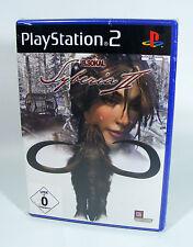 SYBERIA II für PlayStation 2 NEU in Folie Sony PS2 Benoit Sokal B.