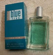 "AVON ""Individual blue free"" EAU DE TOILETTE FOR HIM ~ EDT SPRAY ~ 100ml ~ NEW"