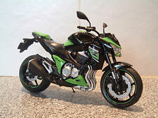 1:12 KAWASAKI NINJA Z800 Z 800 TOY MODEL FANTASTIC QUALITY MEAN GREEN & BLACK