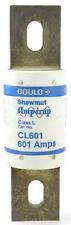Gould Shawmut CL 601 Fuse Class L 601A