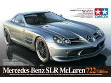 Tamiya 1/24 Mercedes-Benz SLR McLaren 722 Edition  Model Kit #24317