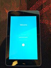 ASUS Google Nexus 7 Tablet (1st generación) 32GB, Wi-Fi, 7 pulgadas-Negro