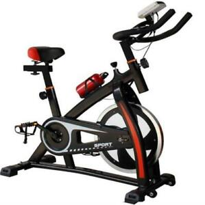 Sports Exercise Bike GYM Studio Cycle Indoor Cardio Training Health Fitness Bike