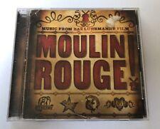 Moulin Rouge Sound Track CD