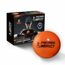 Precision Impact Baseball Slugs: Heavy Weighted 15oz Practice Balls for Baseball