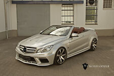 Mercedes E Coupe Cabrio 207 widebodykit pre-Facelift e250 e350 e500 AMG