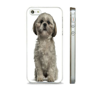 SHIH TZU DOG BREED PUPPY NEW PHONE CASE COVER FIT All APPLE IPHONE MODELS