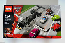 LEGO Cars Spy Jet Escape 8638  Cars Movie  Disney/Pixar  New Factory Sealed Box
