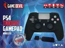 Game Controller PS4 Trident Gamepad Wireless GameDevil Playstation 4 Kontroller