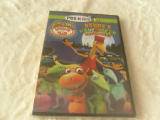 DINOSAUR TRAIL: Buddys Halloween Adventure (DVD, 2014) BRAND NEW & SEALED