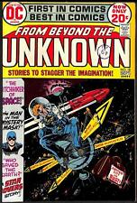 From Beyond the Unknown #18 VFN
