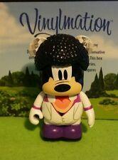 "DISNEY VINYLMATION Theme Park - 3"" Set 1 Tunes Disco Music Goofy"