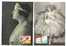2009 Australia Not Just Desserts Maxi Cards Set of 4 Clean