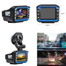 2in1 Car DVR Camera Video Recorder Radar Laser Speed Track Detector Night Vision