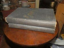 c 1880s   2 Vols  WORKS OF WILLIAM  CARLETON  VOLUME II & lll