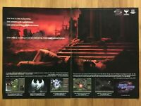 Age of Wonders PC 1999 Vintage Print Ad/Poster Art Official Big Box Promo Rare