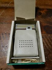 Vintage Juliette Solid State 10 Radio Model Apr-210 Working With Box