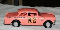 Action 1956 Pink Ford Victoria K-2 Dale Earnhardt 1:24 Diecast Car Stock Car