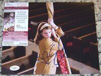 CLEARANCE SALE! Emma Roberts Signed Autographed Auto 8x10 Photo JSA COA!