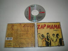 ZAP MAMA/SABSYLMA(COLUMBIA/476548 2)CD ALBUM