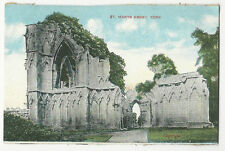 Yorkshire - York, St. Mary's Abbey - 1900's Star Series postcard
