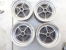 "1966-1972 14"" BUICK GRAN SPORT RALLY WHEELS 14x6 5x4.75 JJ 914 &1 810"