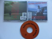 CD NEITHER / NEITHER WORLD Maddening montagery
