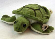 WWF Plüsch Wasserschildkröte, Schildkröte, Plüschtier, Stofftier, ca 18 cm, grün