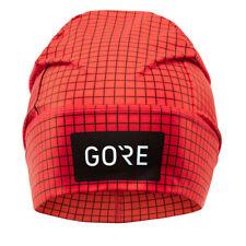 Gore Wear Grid Light Beanie Fireball Black Mütze Laufmütze Sportmütze Rot