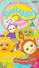 Teletubbies - Dance With The Teletubbies (VHS/SH, 1999)