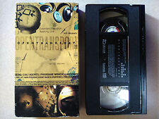 OPEN TRANSPORT VHS 1998 UNDERGROUND INDIE HIP HOP ILL BILL MR. LIF ESOTERIC CAGE
