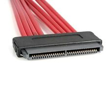 StarTech.com 50cm Serial Attached SCSI SAS Cable - SFF-8484 to 4x SATA