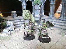 LOTR Warhammer Warriors of Arnor Command OOP Metal **spear tip