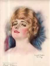 1920 Pictorial Review Haskell Coffin large print of Pearl White