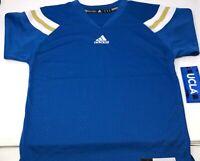 NWT NCAA UCLA Bruins Adidas Football Jersey Youth Kids Size Large