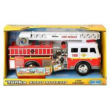 Tonka Mighty Motorized Fire Dept Truck 82 Engine - Lights & Sounds