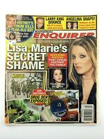National Enquirer Magazine Lisa Maries Secret Priscilla Presley L625